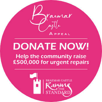 Braemar Castle - Raising The Standard Appeal. Donate Now!